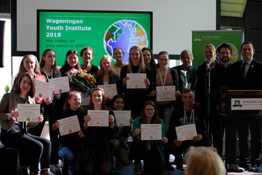 Wageningen Youth Institute final 2019